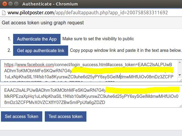 authenticate-facebook-app